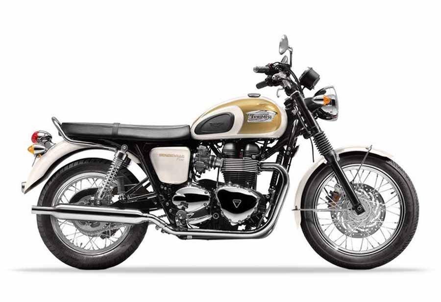 Bonneville T100 (2001-2016)