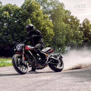 Adm.Ohlins Ducati Scrambler