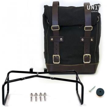 帆布侧袋+双框架NineT