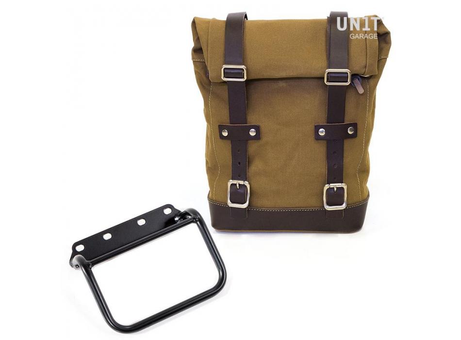 帆布侧袋+ R80 G / S镜架