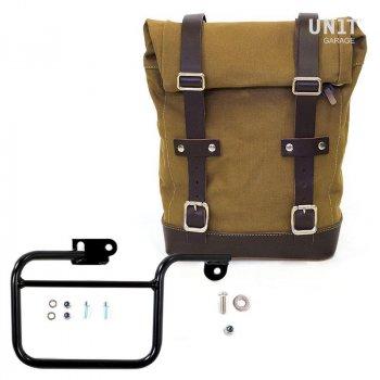 侧袋帆布+框架系列K.