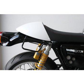 皮革分体侧袋+ Triumph Thruxton DX框架