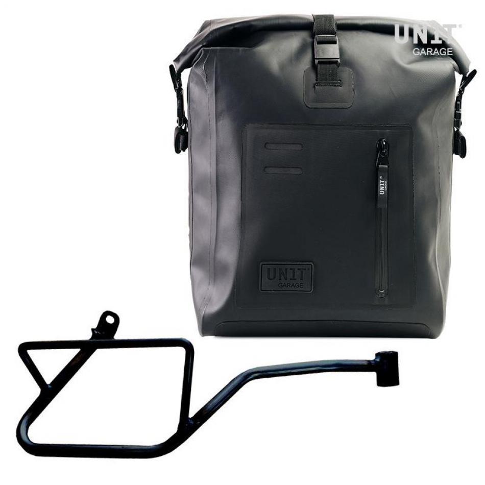 Khali TPU侧袋+ Guzzi V7右框架