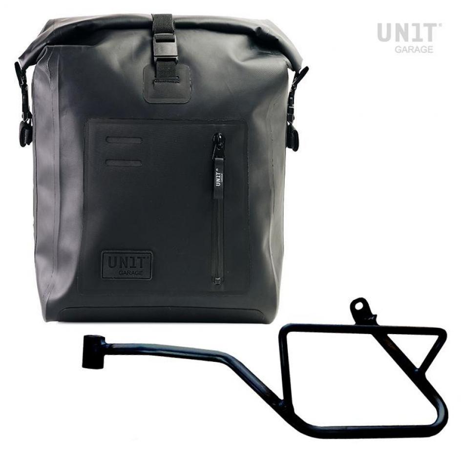 Khali TPU侧袋+ Guzzi V7左框架
