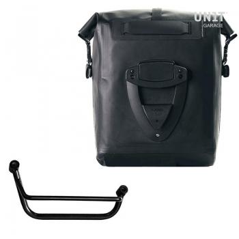 Khali TPU侧袋+ Guzzi V85 TT右框架