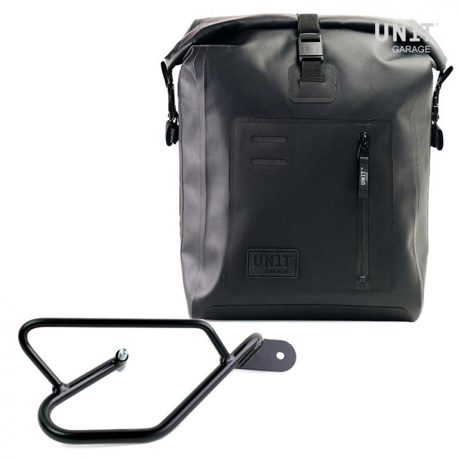 Khali TPU侧袋+ Guzzi V9 Bobber Right Frame