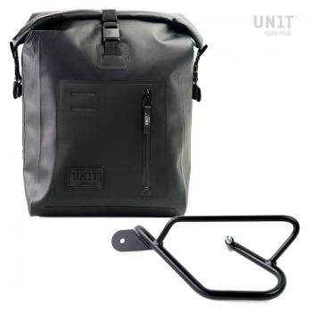Khali TPU侧袋+ Guzzi V9 Bobber左框架