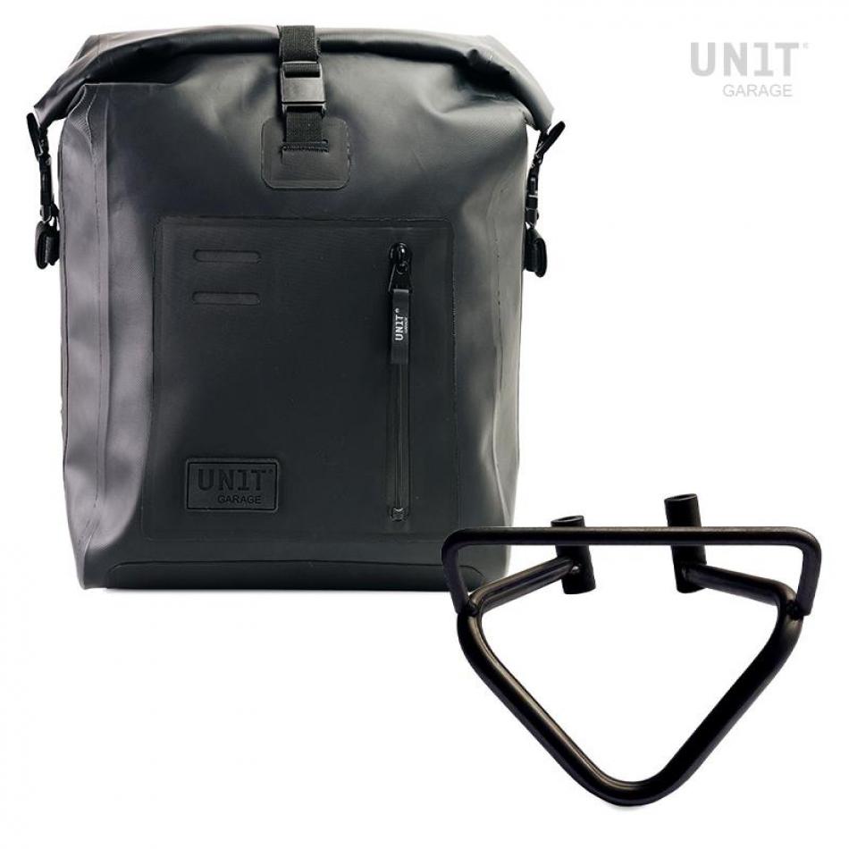 Khali TPU侧袋+ husqvarna 401左框架(2020年起)