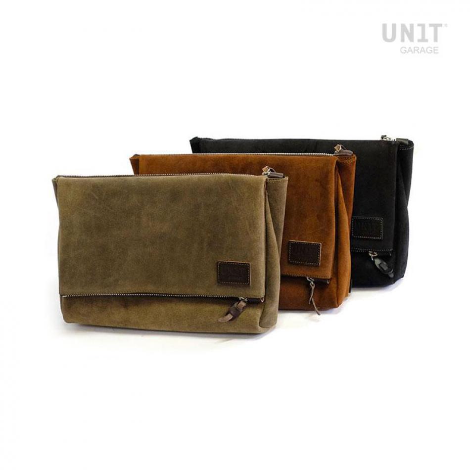 Fezzan斜挎包皮革分体式