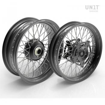 NineT UrbanGS 48M6辐条轮对