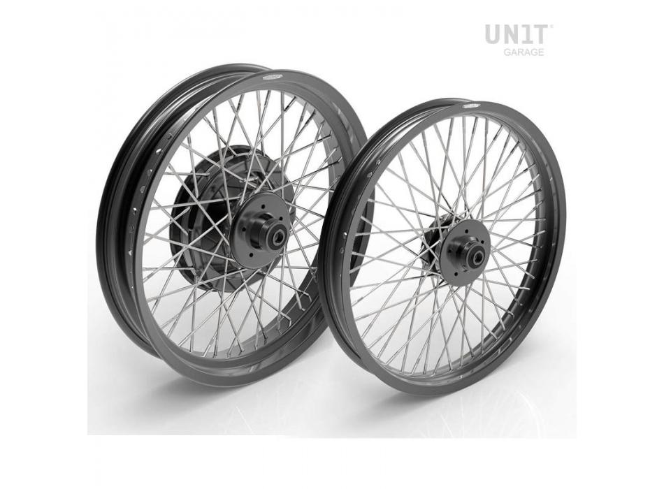 辐条轮R100RT 48M6(DISC BRAKE)