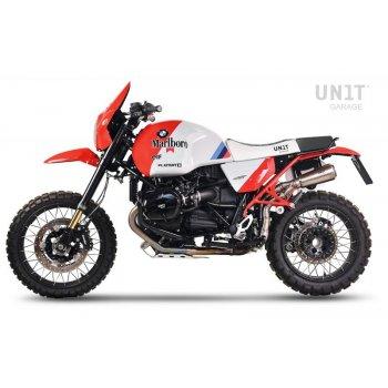 侧板套件nineT Paris Dakar GR86