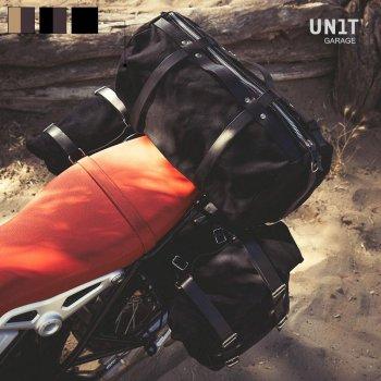 卡拉哈里行李袋25升帆布