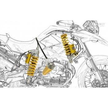 KIT RACKS BMW R 1200 GS系统MECHATRONIC OHLINS