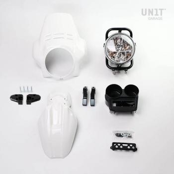 PRO FENOUIL头灯套件(亚光黑)R850R-R1100R