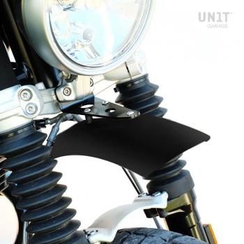 高挡泥板铝nineT Urban GS Black