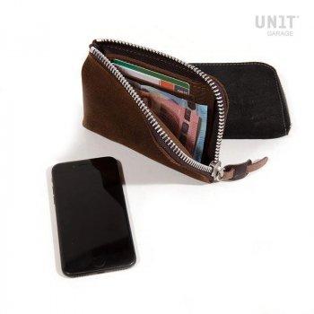 手机座和钱包