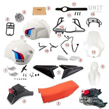 R120 G/S ADV Kit