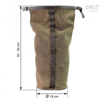 戈壁包皮革分体式