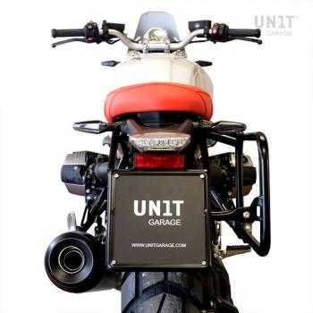 NineT右框架,用于Atlas铝袋