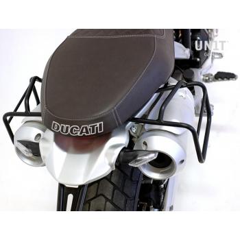 Ducati Scrambler 1100 SX底盘